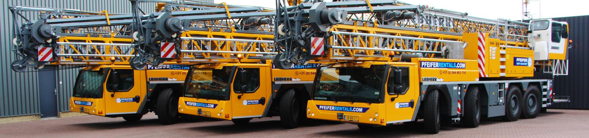 Pfeifer Heavy Machinery