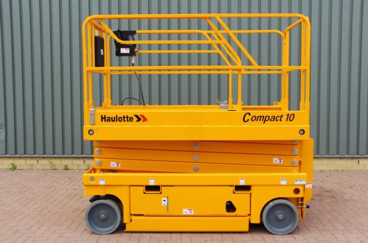 HAULOTTE COMPACT 10 | Scissor Lifts | PHM-Id 80118 on