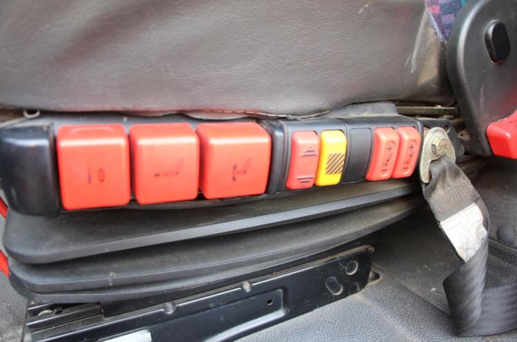 MERCEDES BENZ 1117 | Tractors | PHM-Id 80214