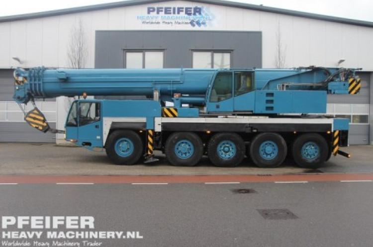 TEREX-DEMAG AC100 | Telescopic cranes | PHM-Id 07341