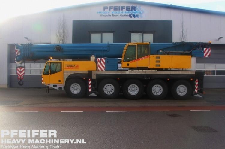 TEREX-DEMAG AC100 | Telescopic cranes | PHM-Id 07343