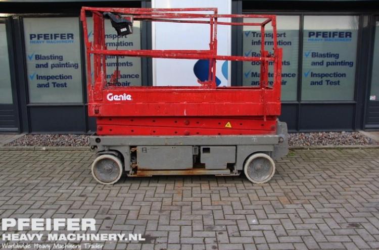 GENIE GS2032 | Scissor Lifts | PHM-Id 09291